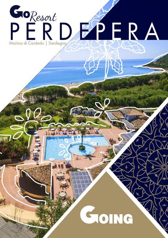 Brochure GoResort Perdepera | Marina di Cardedu, Sardegna 2019