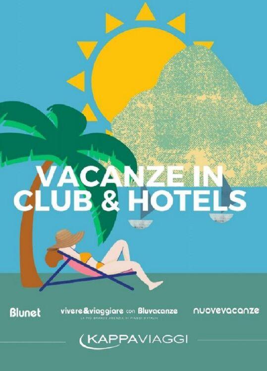 Vacanze in Club & Hotel