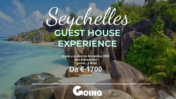 Guest House Going Seychelles